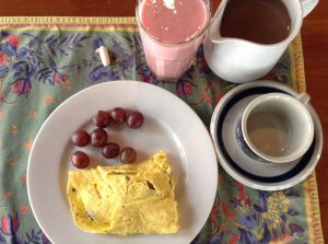 Provincal omelette