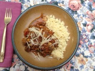 Mediterranian Meal