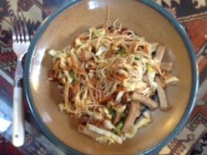 pork somen noodles
