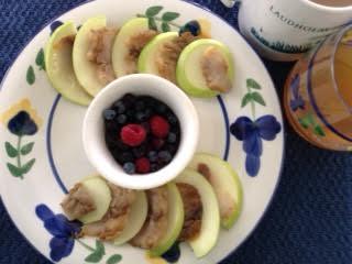 gravlax-apples