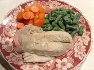 chicken-dinner-w-beans-carrots