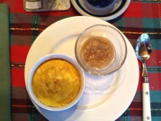 Breton baked Egg