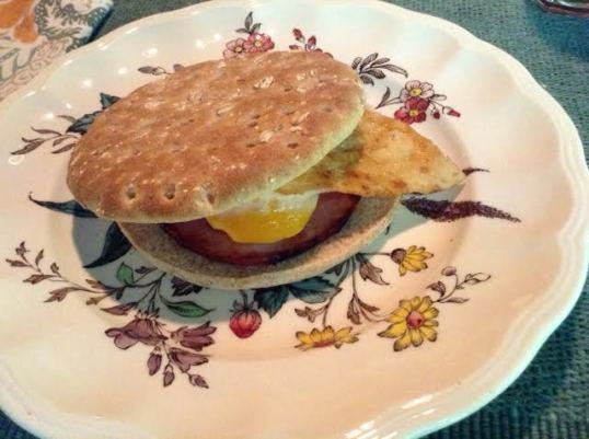 Egg McArnold