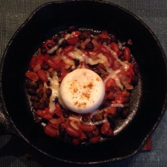 Eggs Pancho Villa