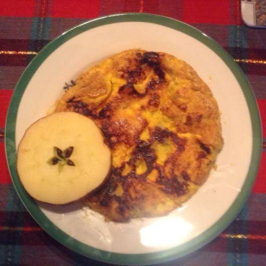 Danish Omelettte