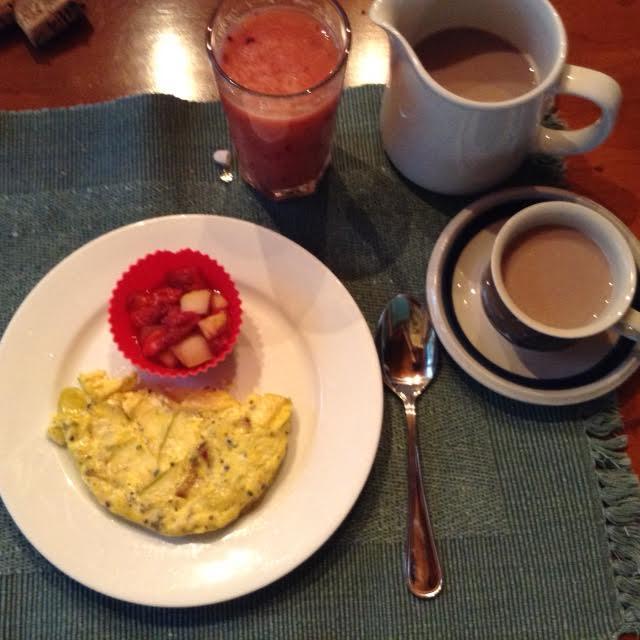Entire Breakfast