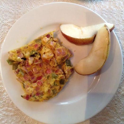 Western Bake w: pears