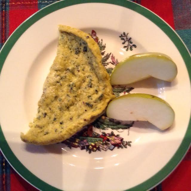 Avocado -Ricotta Bake