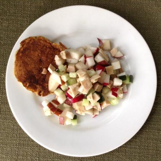 Roman Breakfast