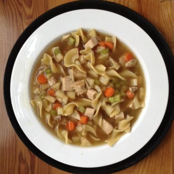 Therapeutic Chicken Soup