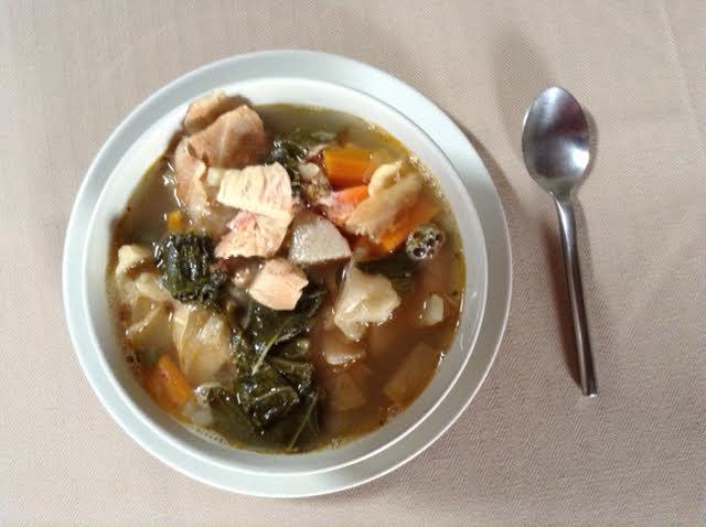 Cozido Soup