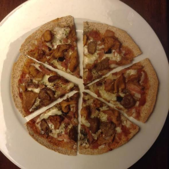 Winter Solstice Pizza