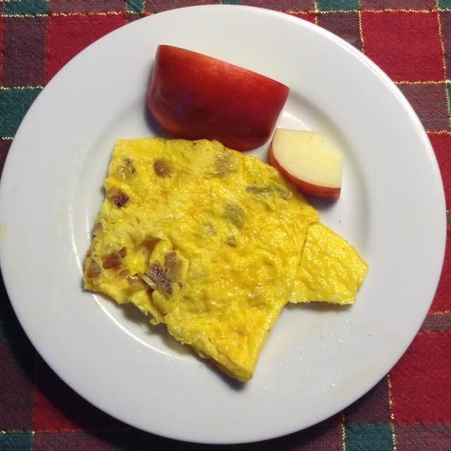 salami scramble