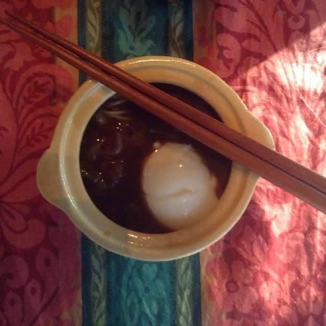 Onsen Tamago Soup