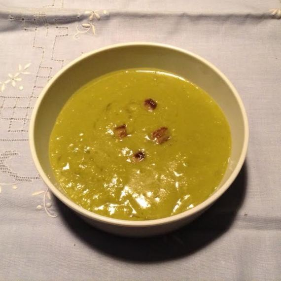 Green Split Pea Soup