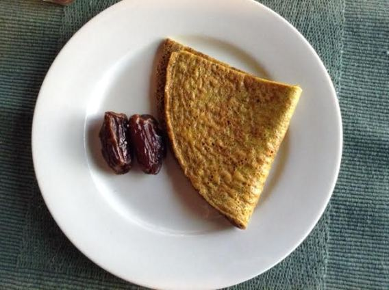 Arabian Omelette